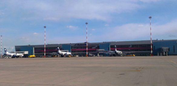 Международный аэропорт Владивосток увеличил пассажиропоток на 20%