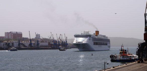 Круизному туризму на Дальнем Востоке нужны инфраструктура и быстрое оформление судов