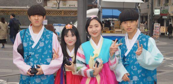 Фестиваль корейской культуры во Владивостоке