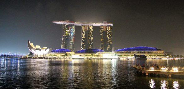 Приморье готовится к покорению Сингапура