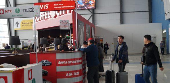 Почти 55 тысяч электронных виз выдано иностранцам для въезда в Приморье