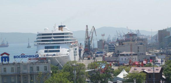 Владивосток в мае 2019 года станет началом и завершением круизов