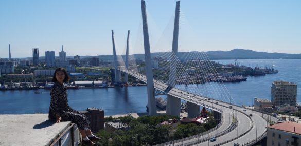 Популярная видовая площадка может быть закрыта во Владивостоке