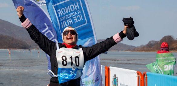 Honor Vladivostok Ice Run может сделать Владивосток международной столицей бега