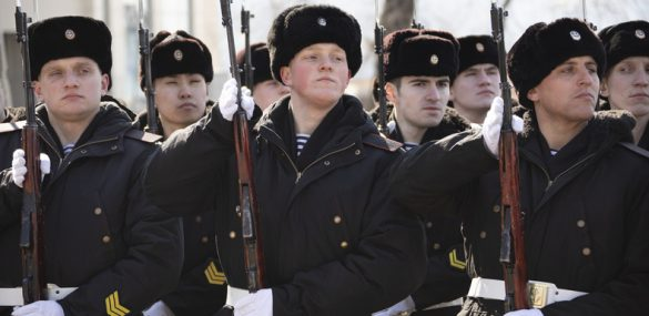 Владивосток в топовом рейтинге по празднованию 23 февраля
