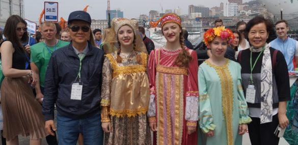 Россия – не только футбол, и Приморье успешно доказывает это.