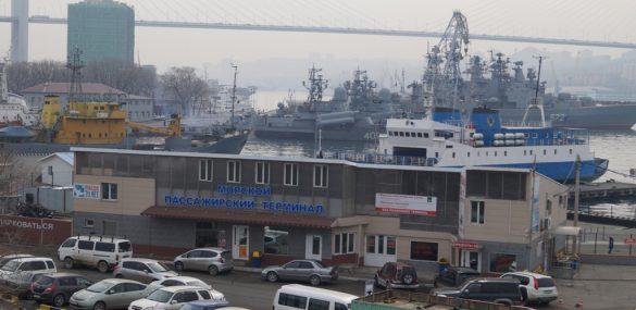 На 30-м причале Владивостока появится прогулочная зона