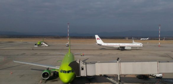 Из Владивостока увеличилось число рейсов в страны Азии