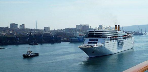 Три круиза от Costa Cruises: Владивосток закрепляет статус порта начала и завершения круизов