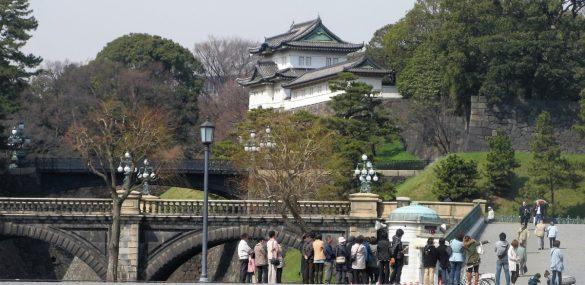 Рост турпотока из России в Японию с начала года вырос на 22%