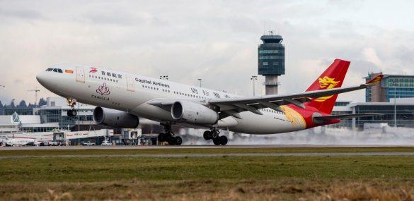 Китайские авиаперевозчики штурмуют приморское небо