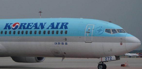 Korean Air отмечает 25-летие полетов по маршруту Сеул-Владивосток