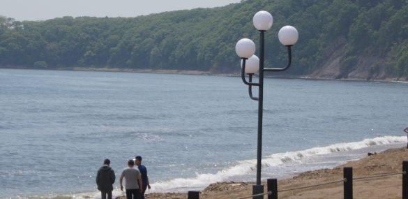 Менее 10% пляжей пока разрешены для купания в Приморье