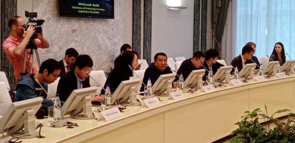 Туристические возможности Приморья и Владивостока представили журналистам стран АТР