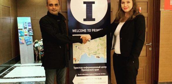 Приморье готовится вывести туризм между Россией и Индией на новый уровень
