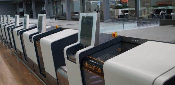 Компания Korean Air услугу регистрации багажа сделала проще, удобнее и эффективнее