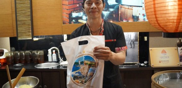 Chia Hung Chung, повар старейшего ресторана Тайнаня: в нашем городе создана уникальная кухня