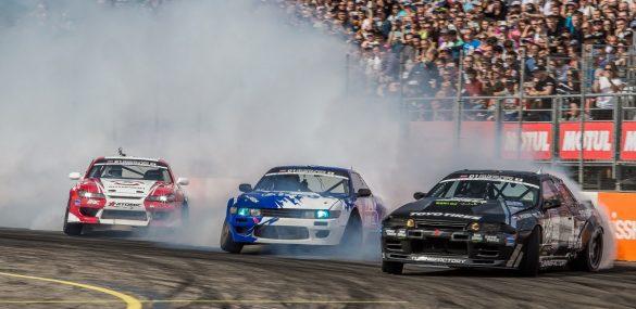 В два раза больше дрифта: участники Asia Pacific DC Primring GP 2019 проедут по новой трассе