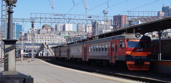 Восстановление железнодорожного маршрута Владивосток – Суйфэньхэ вновь на повестке дня