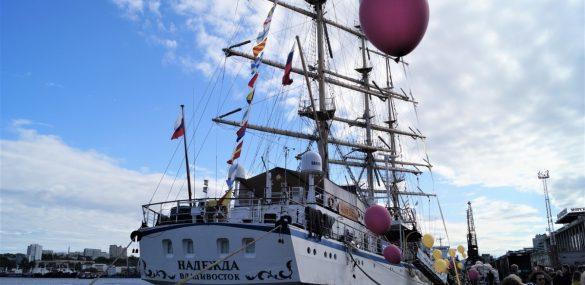 Круиз-экспедиция на паруснике во Владивостоке или от аврала до романтики