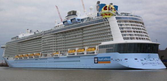 Владивосток станет первым российским портом, принимающим лайнер-гигант