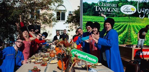 Грузинский праздник урожая Ртвели пройдет во Владивостоке во второй раз