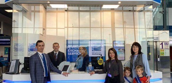 Пассажиры смогут без проблем обменять валюту в аэропорту Владивостока
