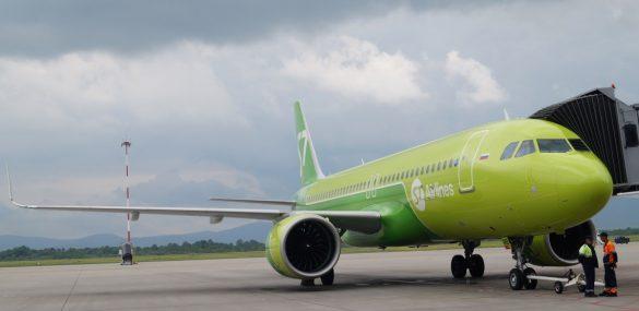 С начала года аэропорт Владивостока увеличил пассажиропоток на 18%