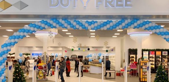 В Международном аэропорту Владивостока открылся обновленный магазин Duty Free